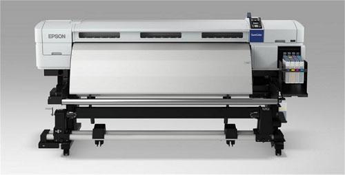 сублимационный принтер Epson-SC-F7200/F6200