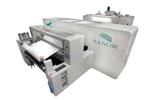текстильный принтер Reggiani Renoir