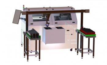 Струйный принтер Aroja Xorfex для печати по изделиям цилиндрической и конической формы