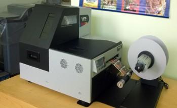 Рулонный этикеточный принтер VIPColor VP 700