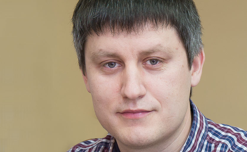 Владислав Варфоломеев, директор типографии A-Press