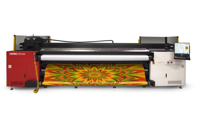 Широкоформатный сублимационный принтер Agfa Graphics Avinci DX3200