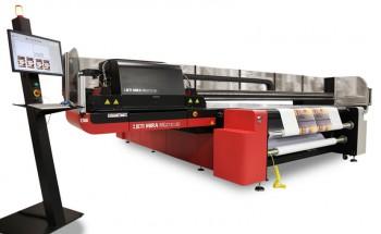 В LBL Print запущен широкоформатный УФ-принтер Agfa Graphics