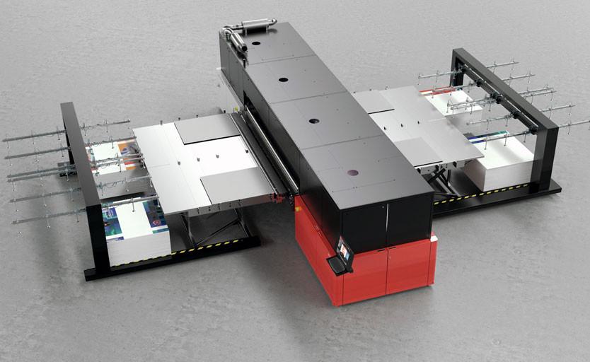 Agfa Jeti Tauro H3300 LED: экстремально широкие возможности