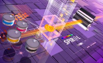 Спирали вместо точек. Agfa разработала новый алгоритм растрирования SPIR@L