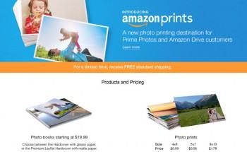 Amazon запускает сервис по печати фотокниг в США