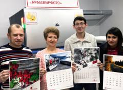 В «АрмавирФото» заработала ЦПМ HP Indigo R5500  Digital Press