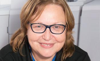 Ольга Белостоцкая, руководитель отдела профессиональной печати «КанонРу»