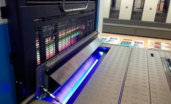 Типография «Борус» внедрит технологию печати высокореактивными красками