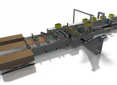 CartonPack умеет компактно укладывать продукцию и изготовлять для нее оптимальную по размеру коробку