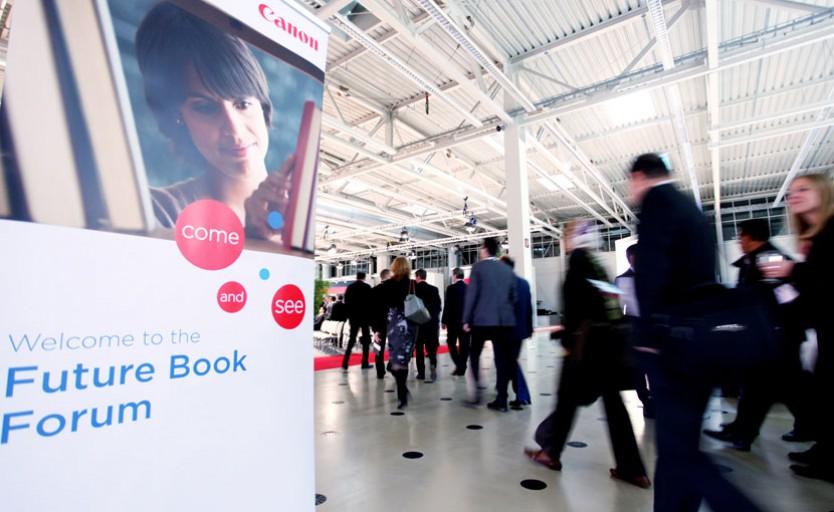 Canon Future Book Forum 2016: цифра в книгоиздании