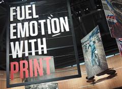 Canon на FESPA 2019:  печать, вызывающая эмоции