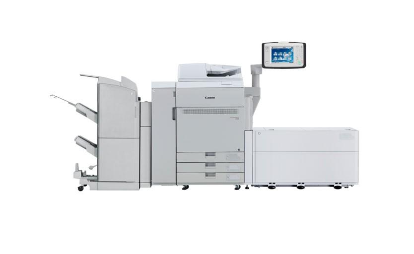 Доступны новые опции для цифровых машин CanonimagePRESSC850