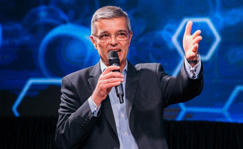 Генеральный директор Canon Россия Питер Балдауф