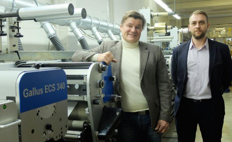 Генеральный директор «Чекарт» Георгий Романов и исполнительный директор Александр Брикс