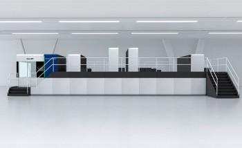 Изображение машины CorruJET, которая будет запущена в KOLB