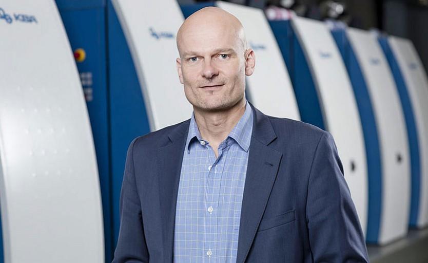 Дирк Винклер (Dirk Winkler), глава печатных технологий в KBA-Sheetfed