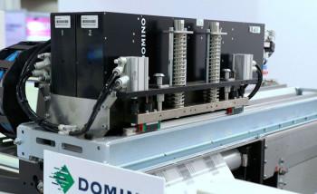 Экспозиция Domino на выставке Labelexpo Europe 2019