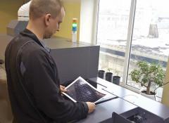"""В типографии """"ПолиграфРесурсы"""" установлена первая в России машина Duplo DuSense"""
