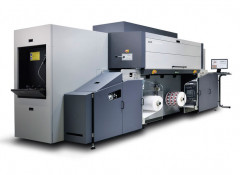 Цифровая машина для печати этикетки Durst Tau 330 RSC E