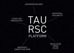 Струйная УФ-машина Durst Tau 330 RSC