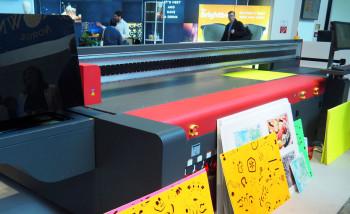 Планшетный УФ-принтер EFI Pro 30f