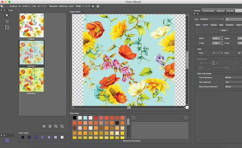 EFI выпустила Fiery Textile Bundle для текстильных принтеров Reggiani