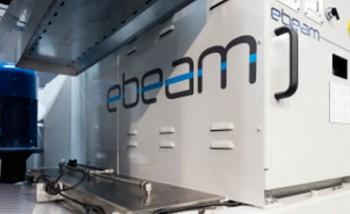 Компания Ebeam Technologies разработала EB-сушку для машин HP Indigo 20000