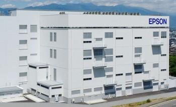 Epson завершила строительство второй фабрики по выпуску струйных головок