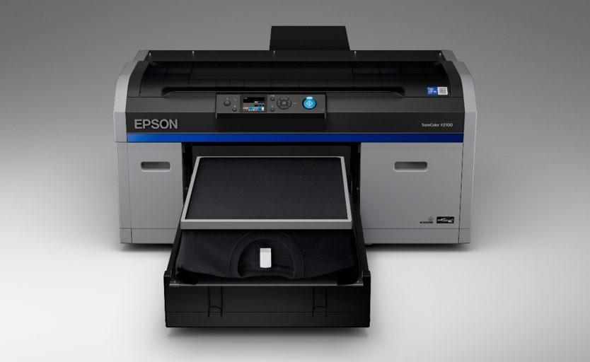 Текстильный принтер  Epson SureColor SC-F2100
