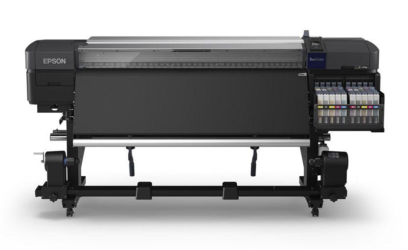 Epson выпустил свой первый сублимационный принтер с флуоресцентными чернилами