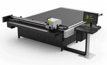 Esko выпустила новый планшетный режущий плоттер Kongsberg X Edge