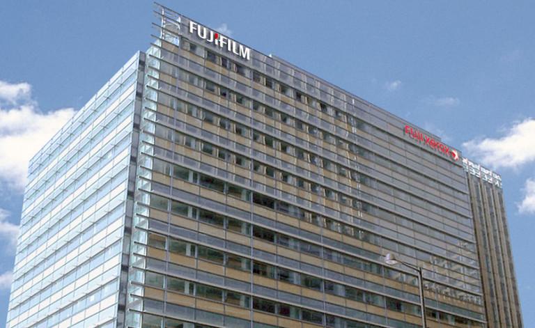 Штаб-квартира Fuji Xerox