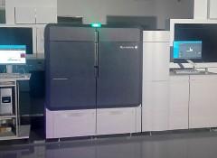 Fuji Xerox Iridesse Production Press в базовой конфигурации. Фото: Infotrends