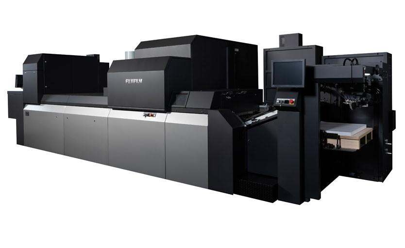 Струйная печатная машина Fujifilm Jet Press 750S