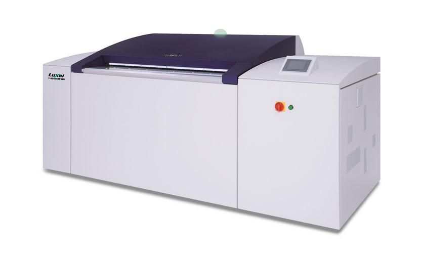 В типографии «Август Борг» запущена новая CtP-система Fujifilm