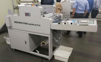 GMP выпустила новую версию ламинатора Protopic-540 Quatro Slit