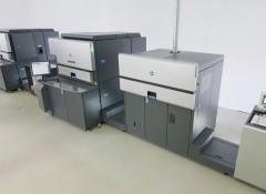 Цифровая печатная машина HP Indigo 8000 Digital Press для печати этикетки