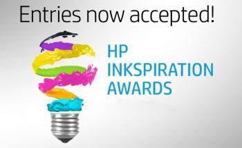 Открыт приём заявок на конкурс HP Inkspiration Awards