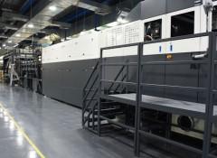 Smurfit Kappa устанавливает первую в Европе струйную машину HP PageWide C500 для печати на гофрокартоне