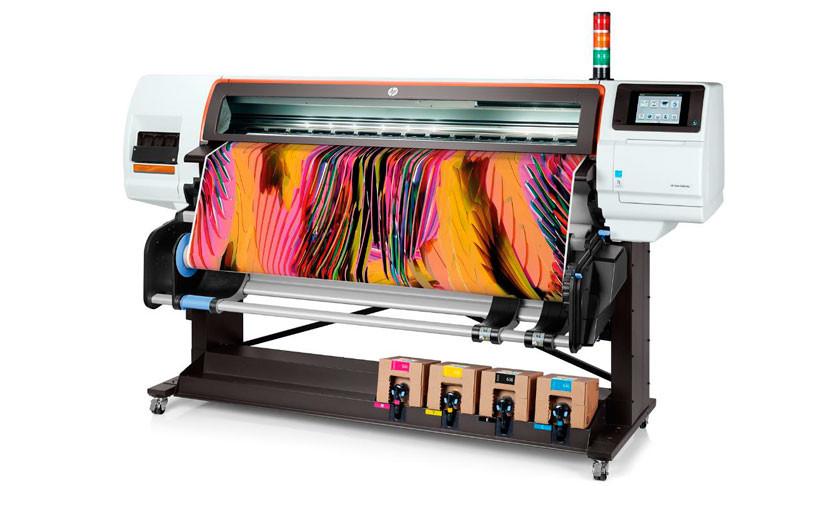 Сублимационный принтер HP Stitch S 500