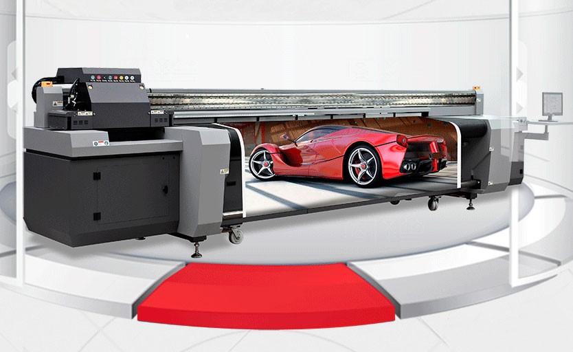 Hanglory Group анонсировала новые УФ-принтеры HandTop класса hi-end