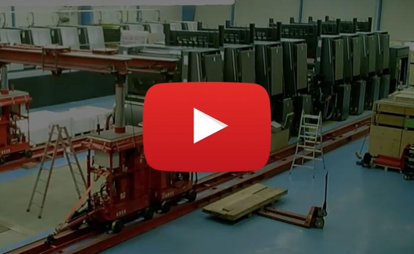 Видео: как инсталлировать Speedmaster за 3 минуты