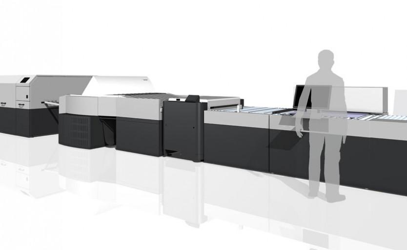 На выставке drupa 2016 компания Heidelberg представит полностью автоматизированную линию для производства печатных форм