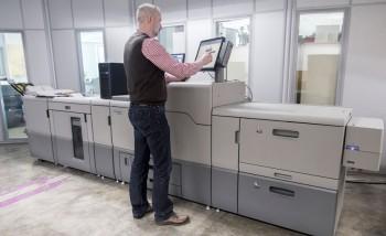 Цифровая печатная машина Heidelberg Versafire EV
