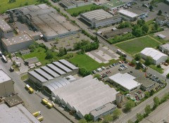 Завод Fujifilm в Германии