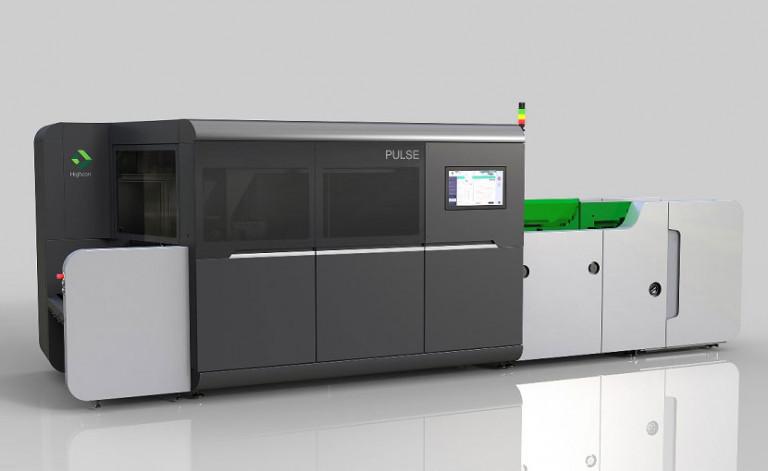 Highcon Pulse – наиболее доступная и компактная модель начального уровня формата В2