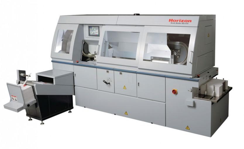Термоклеевая машина Horizon BQ-470