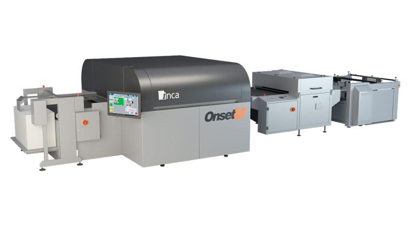 Onset M – струйный УФ-принтер формата В1