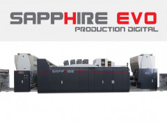 Kodak и Uteco продали первую Sapphire EVO W: это струйная ЦПМ для печати гибкой упаковки на базе технологии Ultrastream